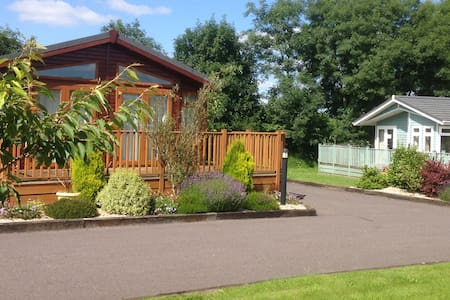 2 Bedroom Deluxe Lodge at Blossom Hill - Chalet