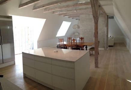 A spacious Penthouse in the best location - Gentofte - Wohnung