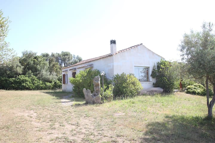 Holiday Home Stazzu Malchittu LC- 97 with Wi-Fi, Air Conditioning, Garden & Terrace; Parking Available, Pets Allowed