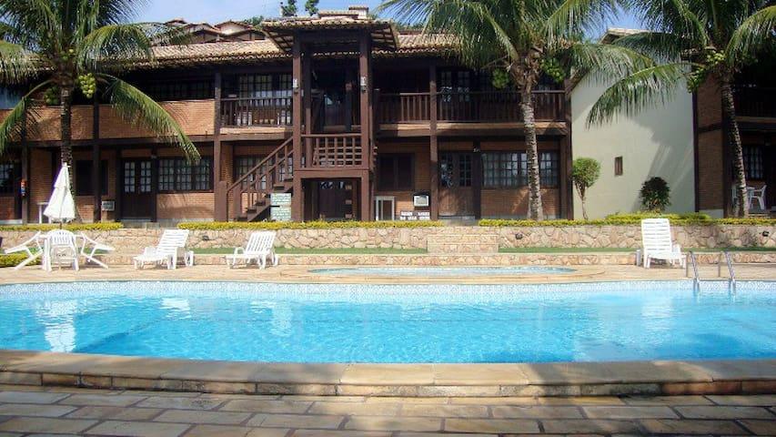Geribá Inn 50m da Praia de Geribá - Armação dos Búzios - Appartement