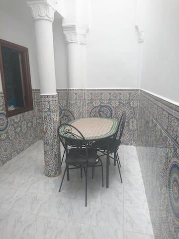 Riad habiba - Salé - Leilighet
