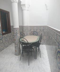 Riad habiba - Salé - Lejlighed
