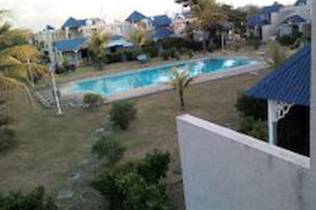 app with big pool Grandbay centre - Grand Baie - 公寓