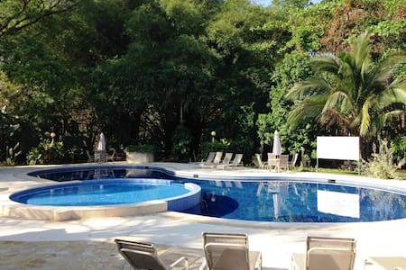 Villa Sitio de Ensueño en Punta Leona - Herradura