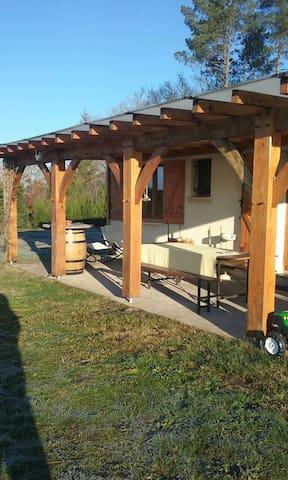 Maison au calme et proximité plage - Pontenx-les-Forges
