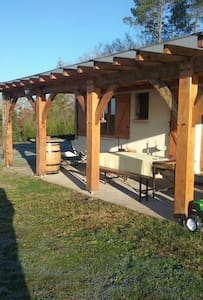 Maison au calme et proximité plage - Pontenx-les-Forges - Rumah