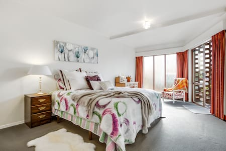 Comfortable bed and breakfast in perfect location - Pukekohe