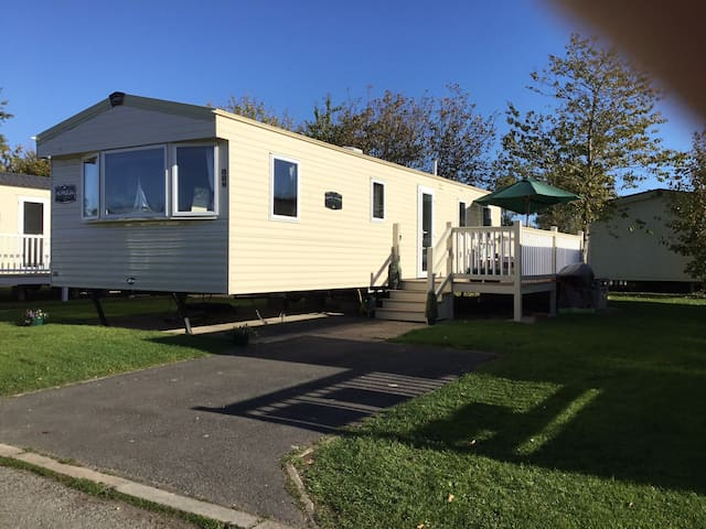 Cleethorpes Thorpe Park Caravan Holiday Home Haven