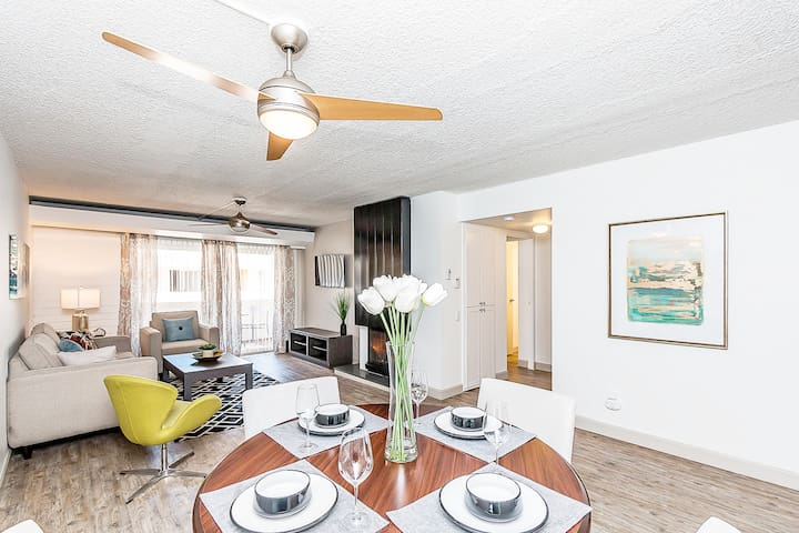 Spacious Phx 2BR~Hulu Live Channels~Onsite Market.