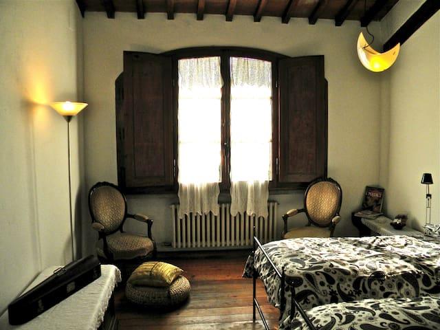 Moon Room in Residence Montalbano - ฟลอเรนซ์ - วิลล่า