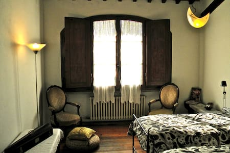 Moon Room in Residence Montalbano - ฟลอเรนซ์