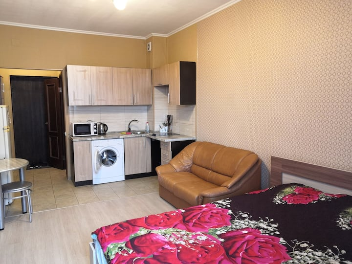 Квартира-студия на Фрунзе