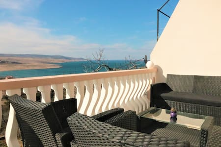 "Apartment ""Marina"" with nice sea view - Jasenice - 公寓"