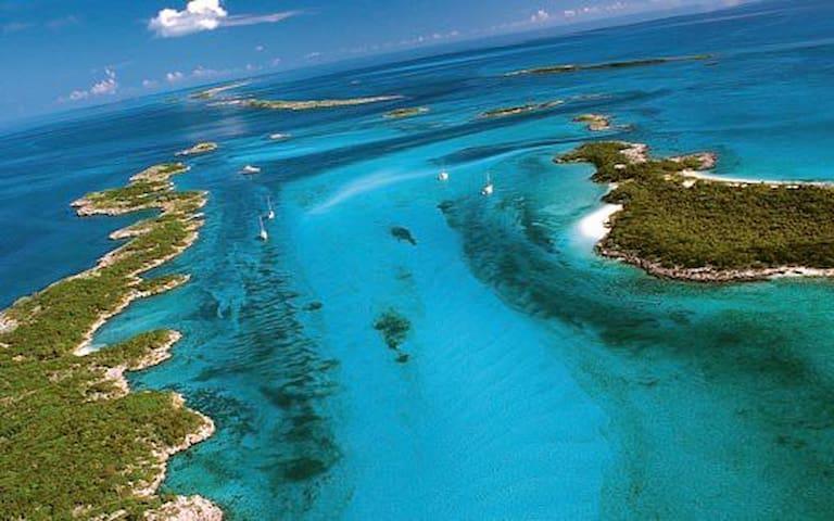 Vacation In The Exumas Bahamas - Apartament