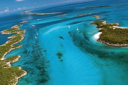 Vacation In The Exumas Bahamas - Pis
