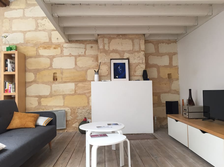 Appartement loft bordeaux centre lofts louer for Appartement a louer bordeaux centre ville