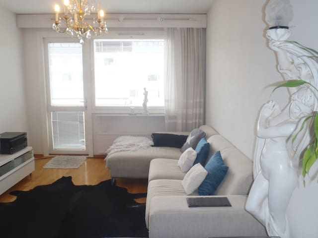 Cosy one-bedroom flat in the heart of city center