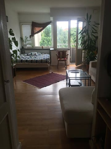 Light and airy apartment in central parts of Malmö - Malmö - Daire