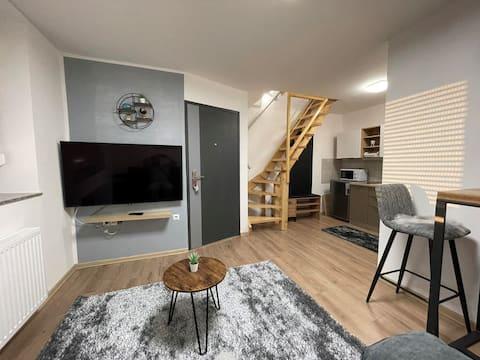 Exclusive apartman E1 centar Osijeka SELF CHECK IN