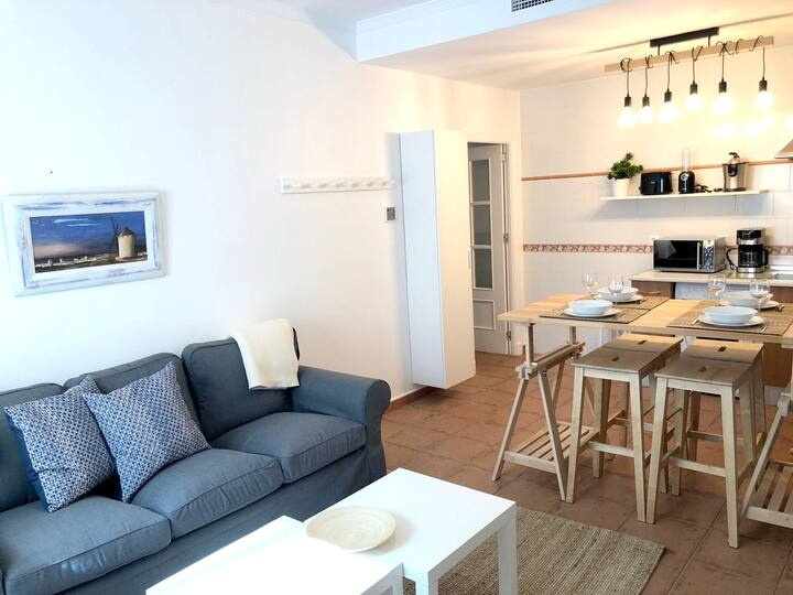 Apartment with 2 bedrooms in Chipiona, with WiFi - 200 m from the beach
