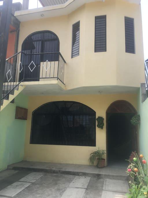 Casa de mi tia