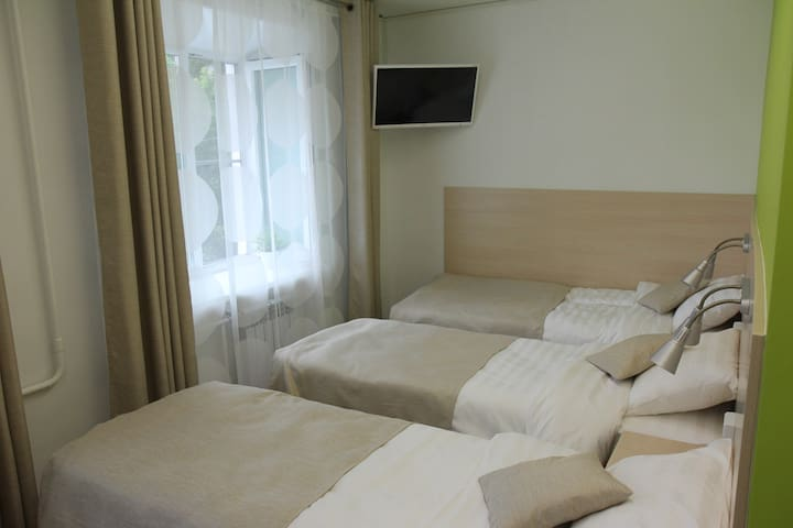 Inn Asti - Малый отель Асти - Центр - Khabarovsk