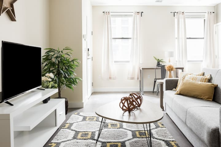 Sonder | Winthrop Square | Lovely 1BR