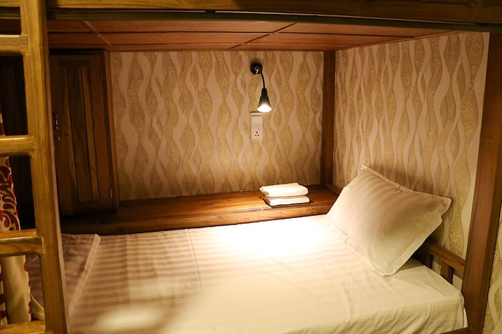 Wayfarer's Rest - Bed 1