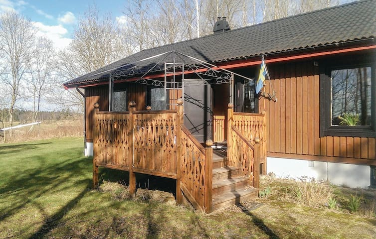 Holiday cottage with 3 bedrooms on 156 m² in Färgelanda