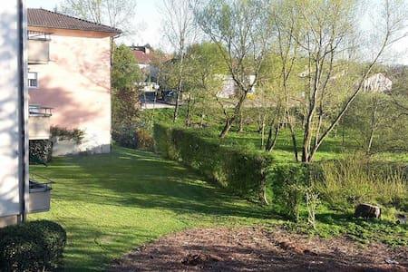 Joli 1,5 pièce lumineux - Yverdon-les-Bains - Apartament