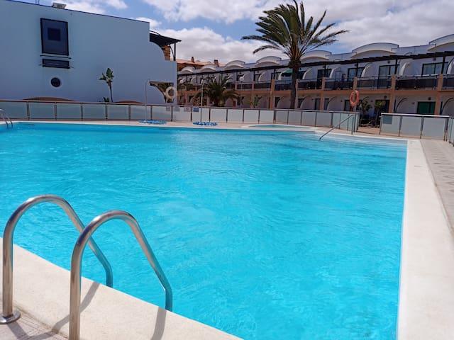 Apartment Relax front of Pool  Fuerteventura