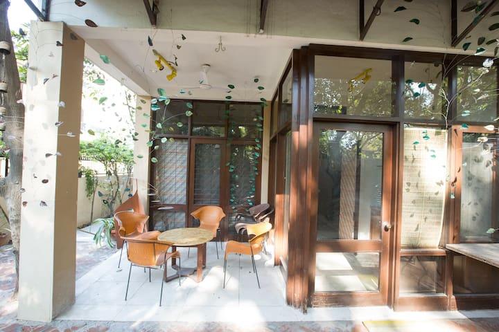 B25 - Nové Dillí - Dům