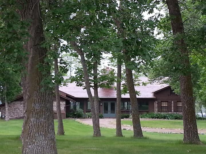 Experience the ultimate! 1947 Historic Lake Lodge.
