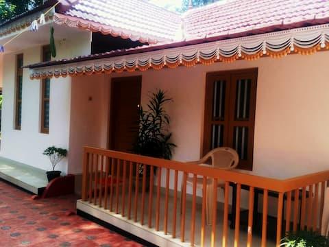 Mavila Beach Resort, Kerala' s Heritage TempleVilla