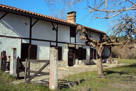 Maison landaise sur 2ha de forêt - Sore - บ้าน