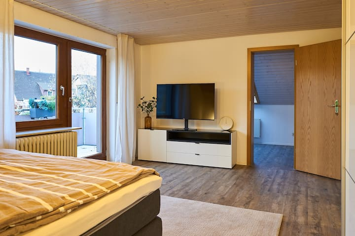 Cozy and quiet apartment in Bietigheim-Bissingen