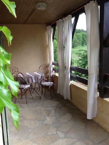 Catinel -  le charme de la campagne périgourdine - Campagnac-lès-Quercy - Huis