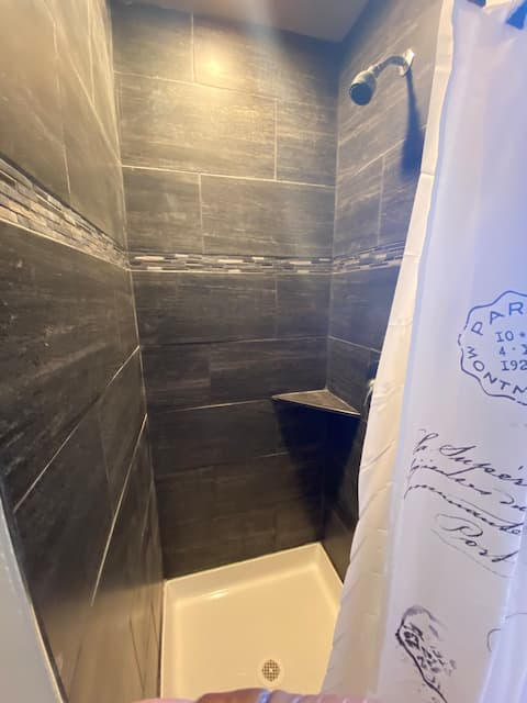 Paris In Baltimore- Private Bathroom