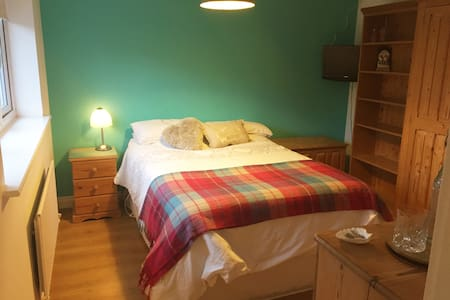Large Double Bedroom with Private En-Suite