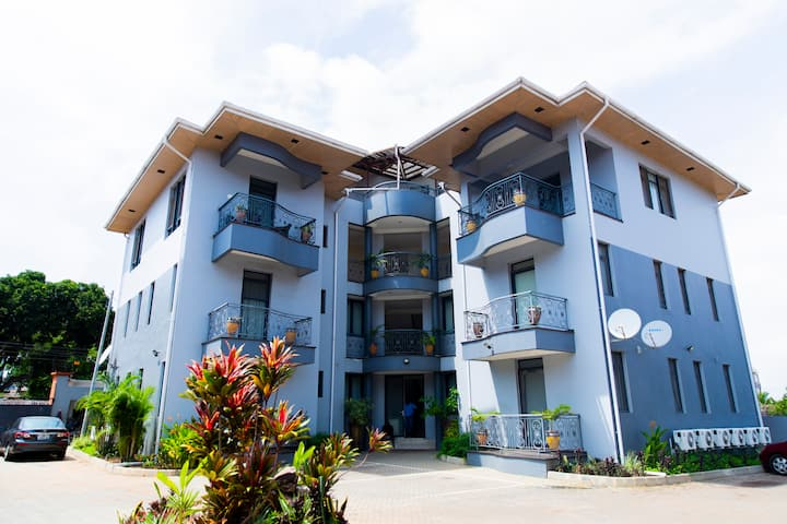 Perfect Studio Apartment at the Heart of Accra