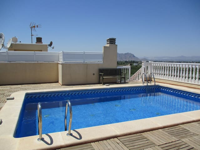 La Finca Golf apartment with Pool - Algorfa - Appartamento