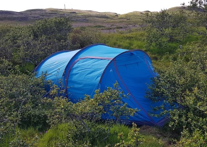 Stafafell Sacred Garden - Tent 2