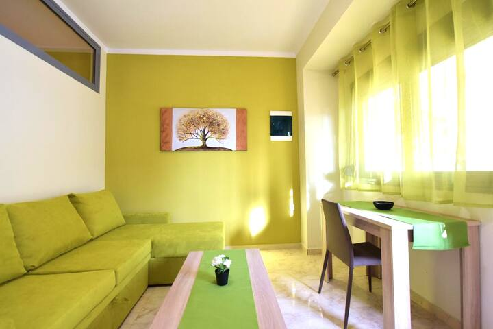 Elia Beach Modern Suite