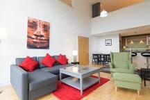 Large fabulous 3 Bedroom Duplex, Glasgow City