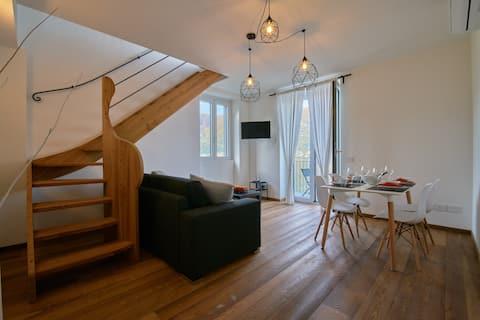 """Appartamento Comballo - Residence La Darsena"""""""