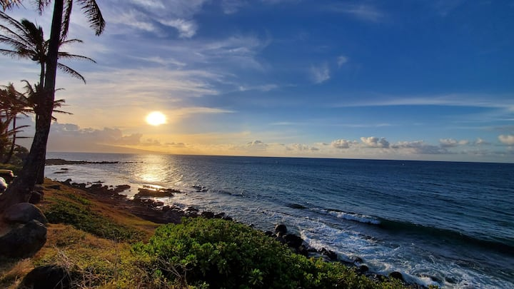 North Shore Maui Beach Condo - Kuau Plaza Paia
