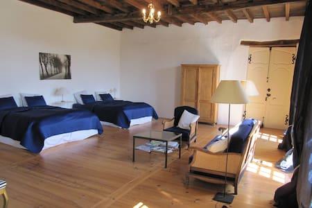 Chambre de La Mer - Servanches - ที่พักพร้อมอาหารเช้า