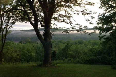 Historic Penmaen Estate w/gorgeous river views