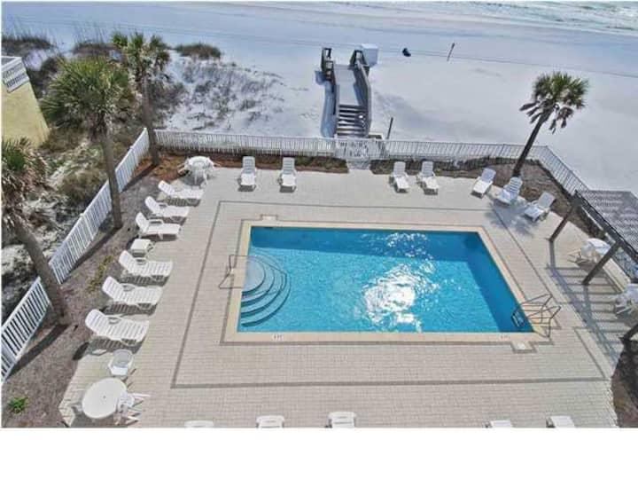 Beach Penthouse on Okaloosa Island in FWB, FL