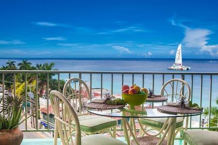 ❤️2 Bedroom 2.5 bath Suite Ocean Front Beach Condo